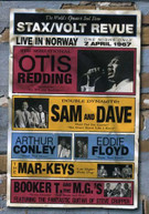 STAX -VOLT REVUE: LIVE IN NORWAY 1967 VARIOUS DVD