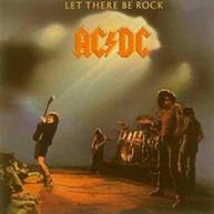 AC DC - LET THERE BE ROCK VINYL