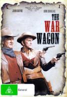 THE WAR WAGON (1967) DVD