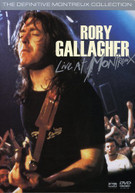 RORY GALLAGHER - LIVE AT MONTREUX DEFINITIVE COLLECTION (2PC) DVD