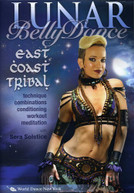 LUNAR BELLYDANCE EAST COAST TRIBAL DVD