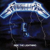 METALLICA - RIDE THE LIGHTNING (180GM) VINYL
