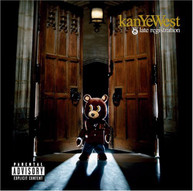 KANYE WEST - LATE REGISTRATION VINYL
