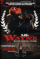 LIL WAYNE - BLOOD SWEAT & TEARS DVD