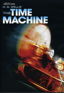 TIME MACHINE (1960) (WS) DVD