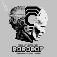 BASIL POLEDOURIS - ROBOCOP - SOUNDTRACK VINYL