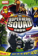 SUPER HERO SQUAD SHOW: QUEST FOR INFINITY SWORD 4 DVD