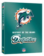 NFL HISTORY OF THE MIAMI DOLPHINS (2PC) DVD