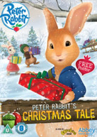 PETER RABBIT - A CHRISTMAS TALE (UK) DVD