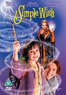SIMPLE WISH  A (UK) DVD
