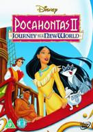 POCAHONTAS 2 (UK) DVD
