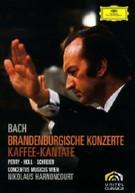 HARNONCOURT BACH SCHRIER HOLL PERRY CMW - BRANDENBURG DVD