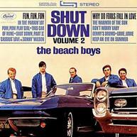 BEACH BOYS - SHUT DOWN 2 (200GM) - VINYL