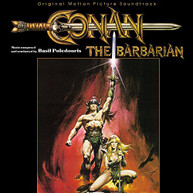 BASIL POLEDOURIS - CONAN THE BARBARIAN SOUNDTRACK VINYL