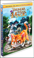 THUNDER & THE HOUSE OF MAGIC (2PC) (WS) DVD