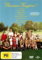 MOONRISE KINGDOM (2012) DVD