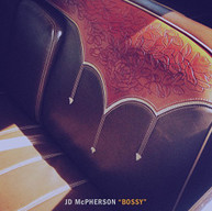 JD MCPHERSON - BOSSY ROME WASN'T BUILT IN A DAY VINYL