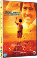 SEVE THE MOVIE (UK) DVD