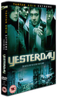YESTERDAY (UK) DVD