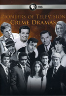 PIONEERS OF TELEVISION: PIONEERS OF CRIME DRAMAS DVD