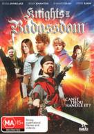 KNIGHTS OF BADASSDOM (2013) DVD