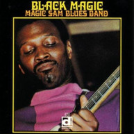MAGIC SAM BLUES BAND - BLACK MAGIC VINYL