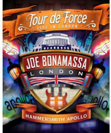 JOE BONAMASSA - TOUR DE FORCE: LIVE IN LONDON - HAMMERSMITH APOLLO DVD