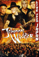 JOHNNY WINTER - LIVE FROM JAPAN DVD