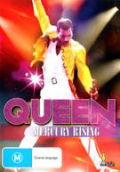 QUEEN: MERCURY RISING (2011) DVD