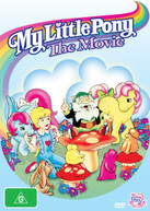 MY LITTLE PONY: THE MOVIE (1986) (1986) DVD