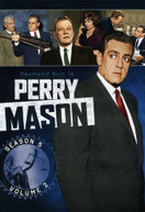 PERRY MASON: SEASON 5 V.2 (4PC) DVD