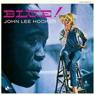 JOHN LEE HOOKER - BLUE + 2 BONUS TRACKS (180GM) VINYL