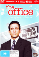 THE OFFICE (US): THE COMPLETE COLLECTION (38 DISCS) (2005) DVD