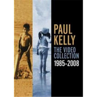 PAUL KELLY - THE VIDEO COLLECTION DVD