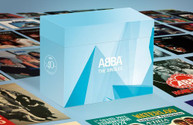 ABBA - SINGLE BOX (UK) VINYL