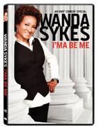 WANDA SYKES (WS) - I'MA BE ME (WS) DVD
