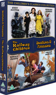 THE RAILWAY CHILDREN & SWALLOWS & AMAZONS (UK) DVD