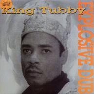 KING TUBBY - EXPLOSIVE DUB VINYL