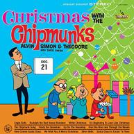 CHIPMUNKS - CHRISTMAS WITH THE CHIPMUNKS VINYL