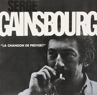 SERGE GAINSBOURG - LA CHANSON DE PREVERT (LTD) (180GM) VINYL
