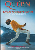 QUEEN: THE DVD COLLECTION - LIVE AT WEMBLEY STADIUM (2 DVD) DVD