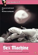 SEX MACHINE (UK) DVD