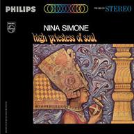 NINA SIMONE - HIGH PRIESTESS OF SOUL (UK) VINYL