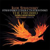 IGOR STRAVINSKY - STRAVINSKY CONDUCTS STRAVINSKY: FIREBIRD (180GM) VINYL
