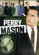 PERRY MASON: SEASON 6 V.1 (4PC) DVD