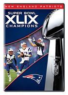 NFL SUPER BOWL CHAMPIONS XLIX (WS) DVD