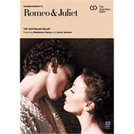 THE AUSTRALIAN BALLET - ROMEO & JULIET DVD