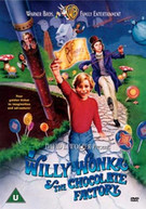WILLY WONKA AND THE CHOCOLATE FACTORY (UK) DVD