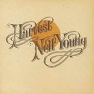 NEIL YOUNG - HARVEST VINYL