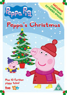 PEPPA PIG - PEPPAS  CHRISTMAS (UK) DVD
